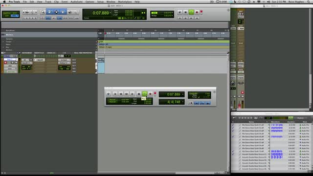 MIDI Power Configurations In Pro Tools