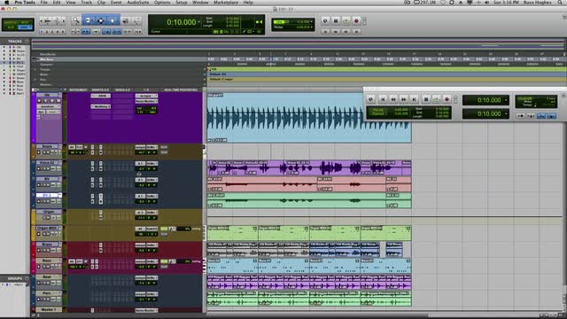 Using Mod Delay III In Pro Tools Part 3
