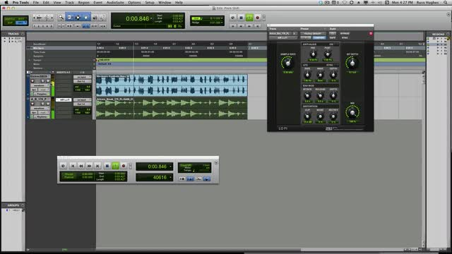 Discovering The Lost Plug-ins In Pro Tools - Air Lo-Fi