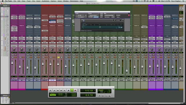 Create Big Stereo Acoustic Guitars In Pro Tools Episode 2