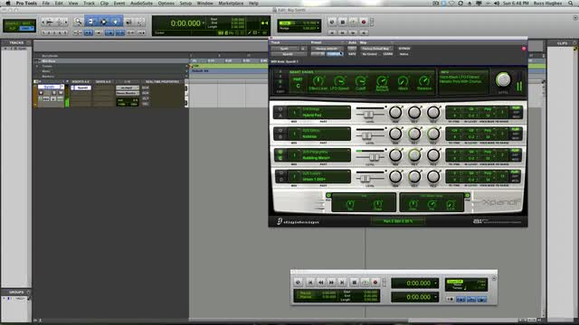Create Soundscapes Using Xpand2