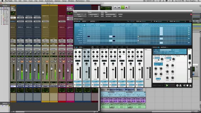 Using Mod Delay III In Pro Tools Part 2
