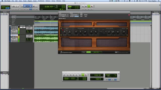 Discovering The Lost Plug-ins In Pro Tools - DB33 Speaker