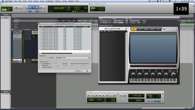 Create A Custom Drum Kit In Pro Tools In Around 3 Minutes