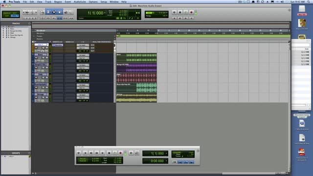 Export Audio From Maschine