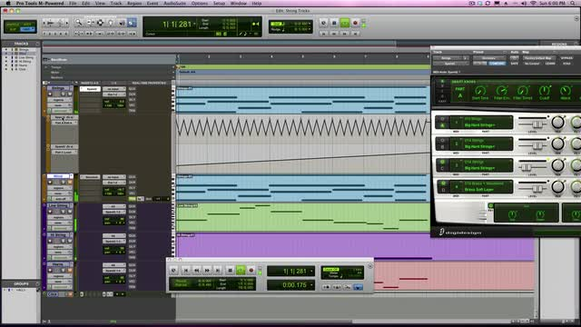 Get Better MIDI Orchestral Arrangments In Pro Tools