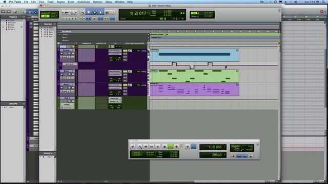 Sync MIDI Devices with Pro Tools