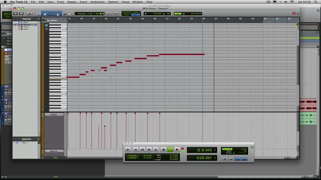 Cool Dance Vocal Cutting Effects In Pro Tools
