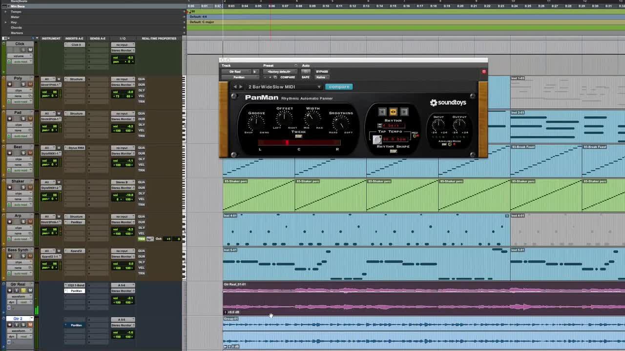 SoundToys — Pro Tools