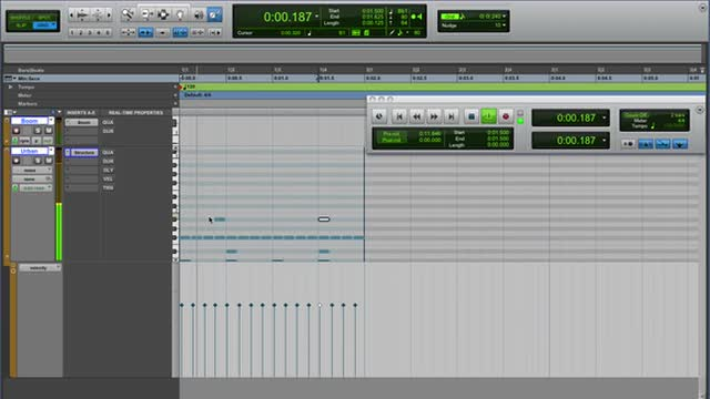 Step Programming Drums In Pro Tools