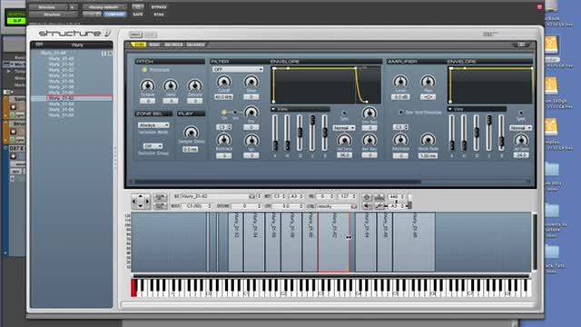 Sound Design In AIR Structure - Part 1