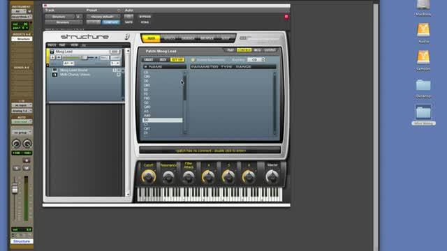 Sound Design In AIR Structure - Part 2