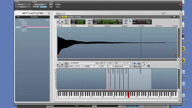 Sampling With AIR Structure - Part 1