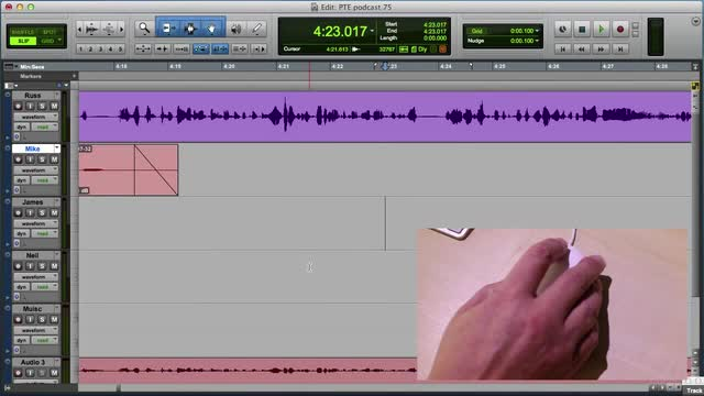 Apple Mighty Mouse Zoom Snag With Pro Tools 10 & 11
