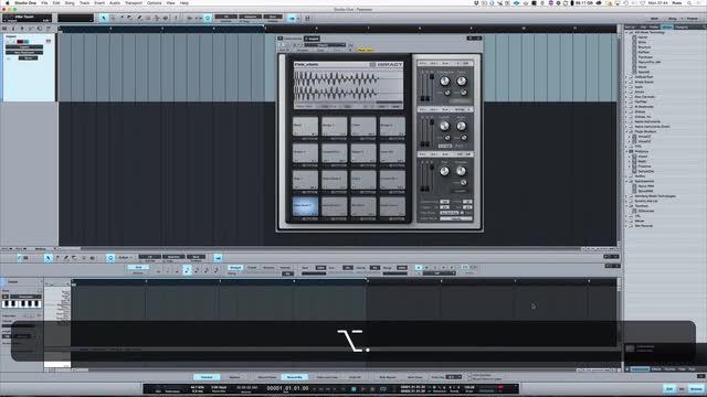 Build Up Beats Fast In PreSonus Studio One