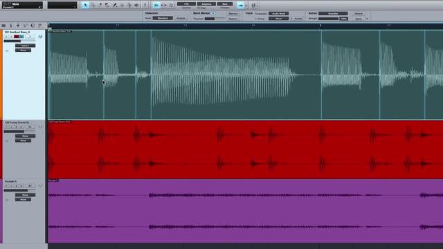 Get Audio Into The Pocket Using Bend Audio In PreSonus Studio One
