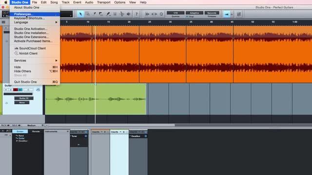 Capture Ideas Even Before You Press Record In PreSonus Studio One