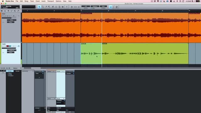 How To Auto Punch Record in PreSonus Studio One