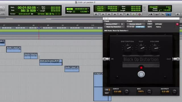 Hot Tips For Using The Avid Pro Tools Stomp Boxes
