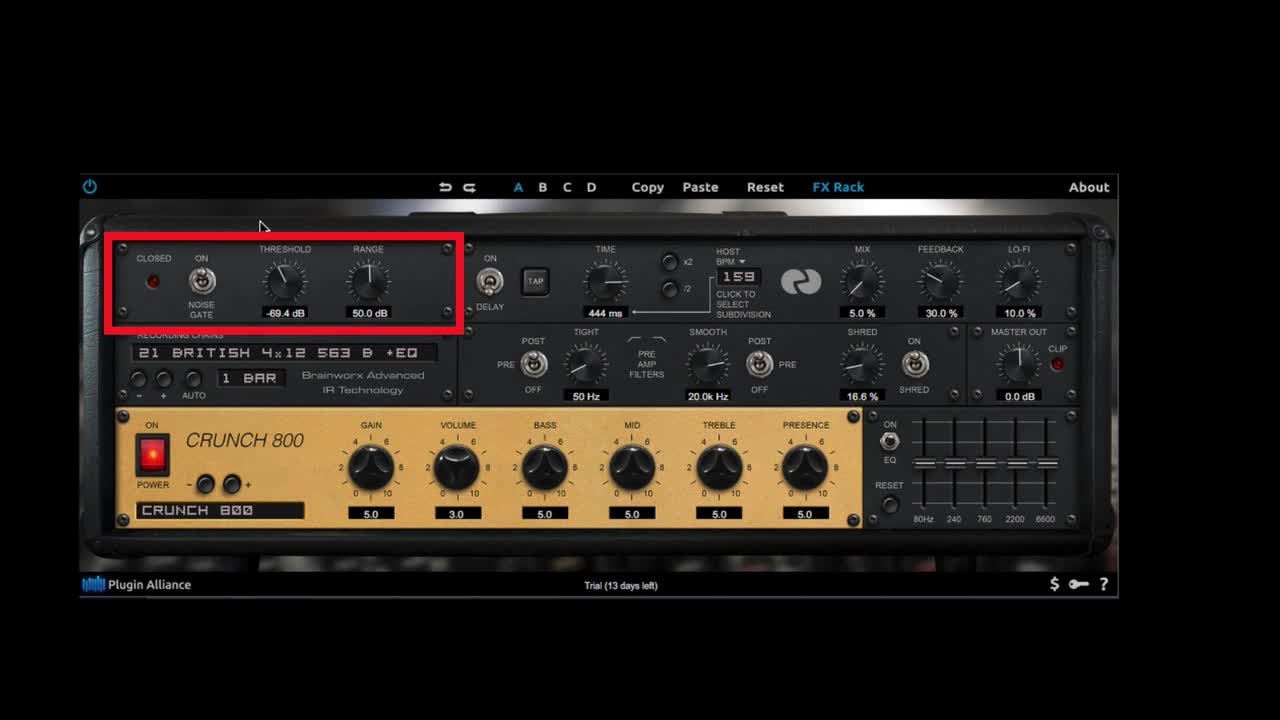 Video - Creating Wide Guitars With BX Rockrack 3 From Plugin Alliance
