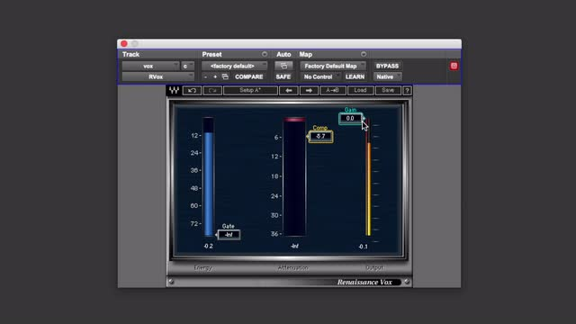 How To Sit A Vocal In A Mix Using RVox By Waves