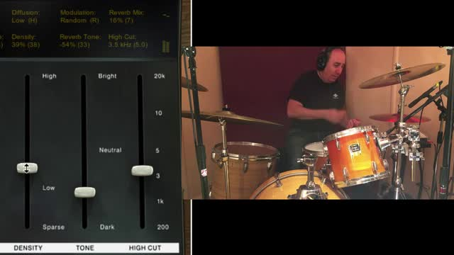 How To Create Drum Room Ambience Using TSAR-1 Reverb Plug-in By Softube