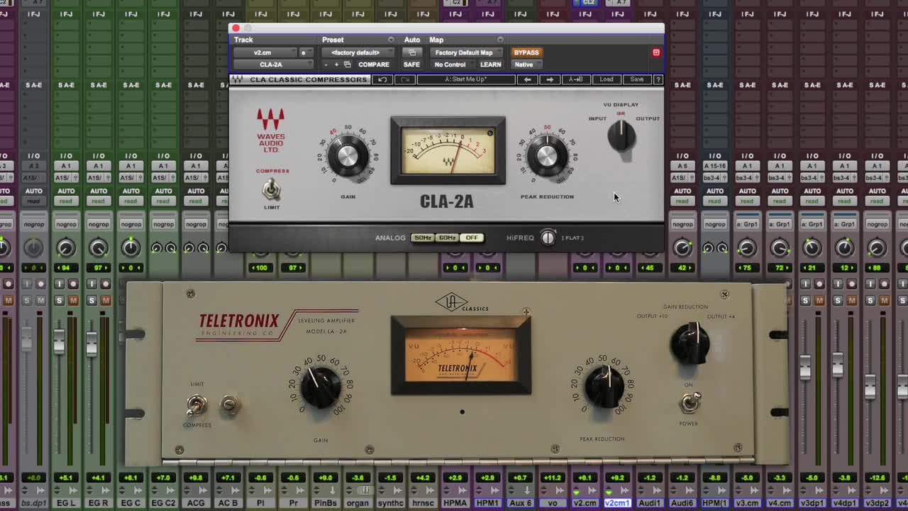 Our List Of Top LA-2A Compressor Plug-in Emulations