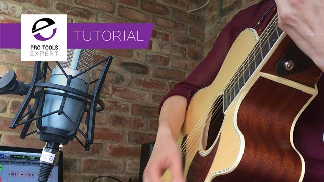 Pro Tools For Beginners - Recording