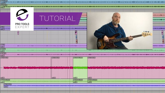 Pro Tools For Beginners - Fixing Mistakes