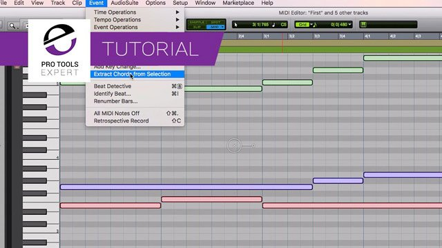 How To Use The New MIDI Features In Pro Tools 2018