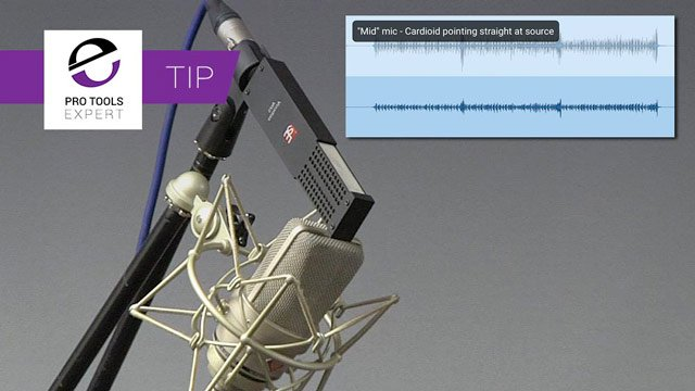 Tip - Monitoring M/S Recordings Live In Pro Tools