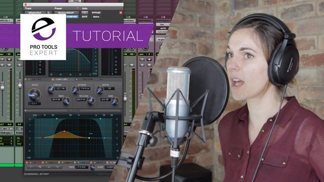 Free Tutorial - Pro Tools For Beginners - Mixing