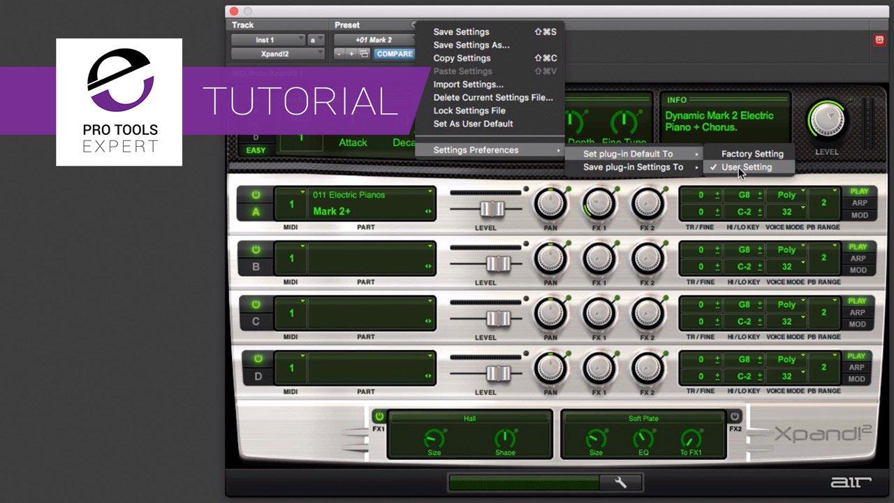 Tutorial - Setting Up A Default MIDI Thru In Pro Tools