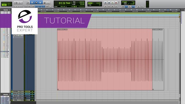 How To Customise Your Click Track For Each Take in Pro Tools