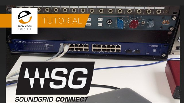 Tutorial - Using Soundgrid Connect To Move Audio Between ASIO/Core Audio Interfaces For Free