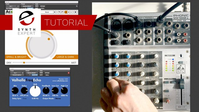 Tutorial - Create A Synth With a Mixer