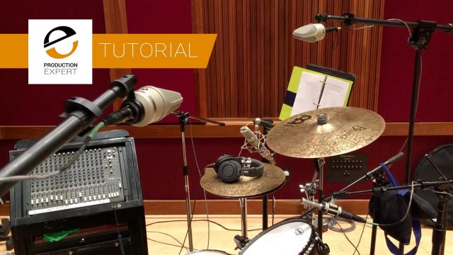 Free Tutorial - Drum Overhead Placement Tips