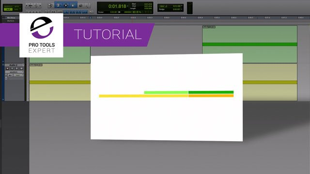 Tutorial - Why Is It I Sometimes Can't Use Heal Separation In Pro Tools?