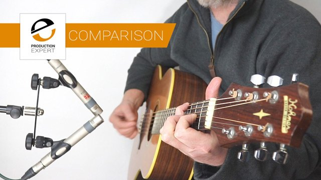 Comparison - Miking An Acoustic Guitar With A Vertical XY Array