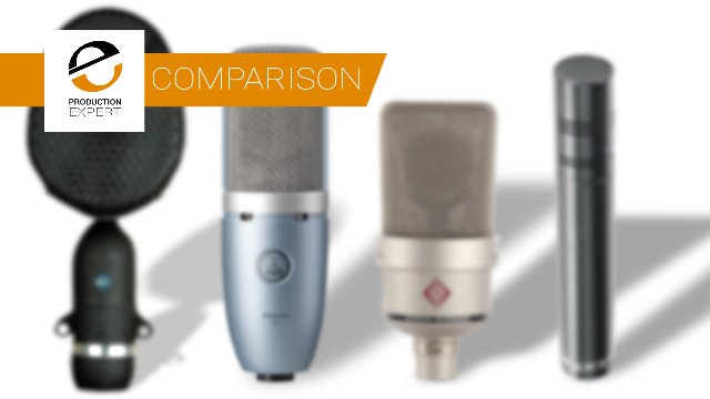 Test - Comparing Microphone Types On Vocals