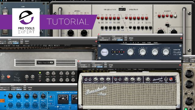 Using Some Favourite Plugin Alliance Plugins In Combination In A Simple Mix