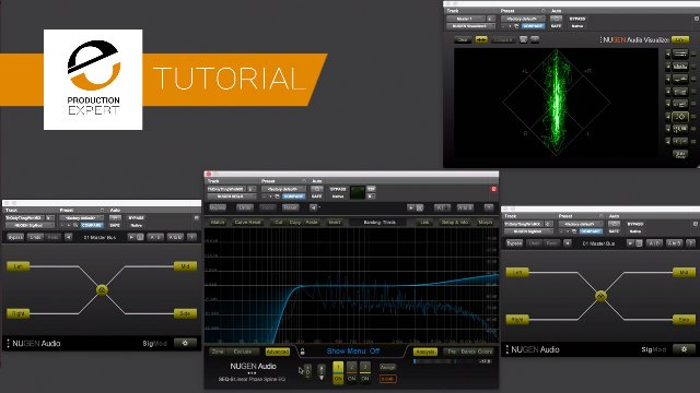 Transforming L/R plug-ins into Mid-side plugins With Nugen SigMod