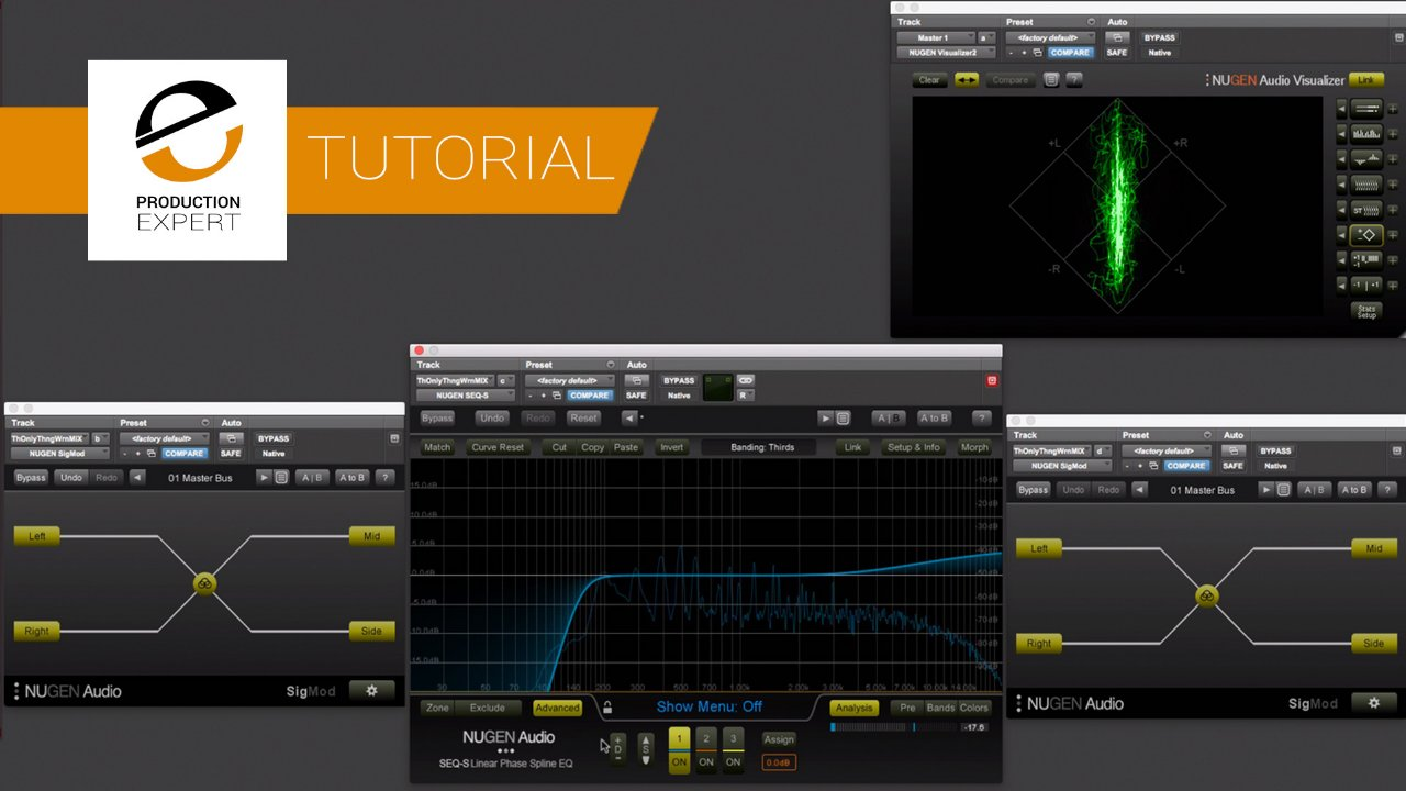 Free Tutorial - Transforming L/R Plug-ins Into Mid-side