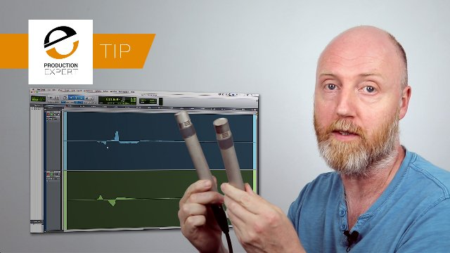 Tip - Checking The Polarity Of Mics