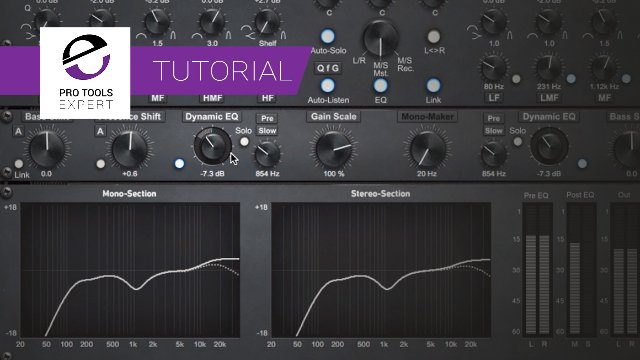 Brainworx bx_digital V3 Has A Dynamic EQ Band. Now Hear It Used To Control A Vocal In This Expert Tutorial