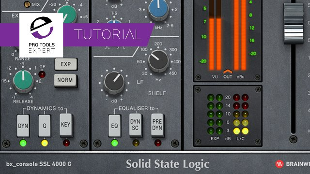 The New Brainworx SSL 4000 G. What Is The THD All Control?
