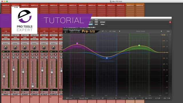 Using a Multi-Band Compressor to Add Punch To Your Kick and Bass Tracks
