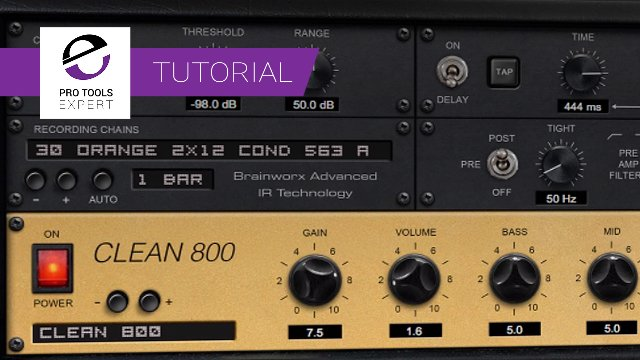 Hear Why Brainworx bx_rockrack V3 Is My New Favourite Marshall Amp Sim - Expert Tutorial