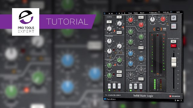 Brainworx bx_console SSL 4000 E - Hear How It Sounds Across A Mix Running Hot And Flat