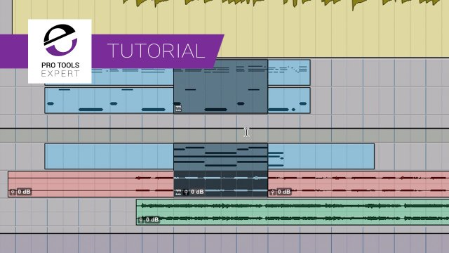 Clip Groups In Pro Tools